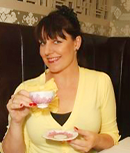 Michelle Milton, Editor and Founder High Tea Society