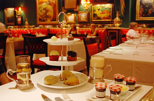 High Tea at The Russian Tea Room New York City - High Tea Society