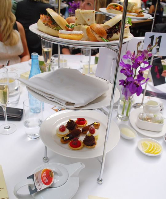 High Tea at the InterContinental Melbourne