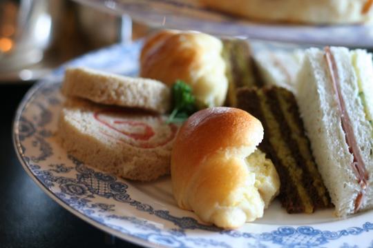 High Tea at The Fairmont Empress
