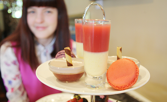 High Tea at French & Mor
