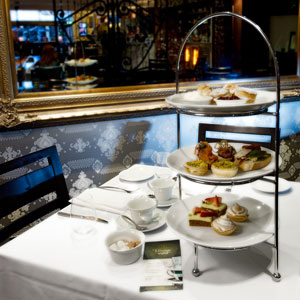High Tea at The George