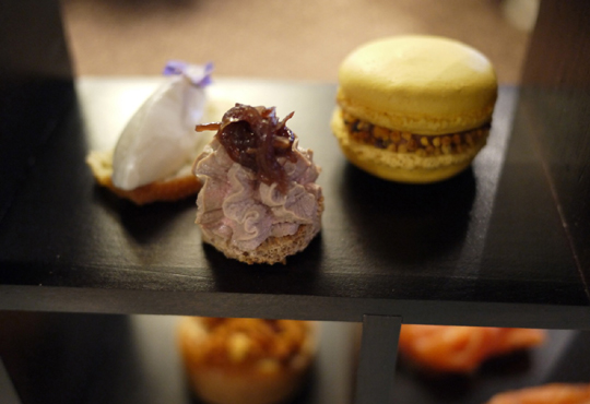Afternoon tea at St Ermin's Hotel, London