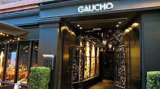 Afternoon Tea at Gaucho London