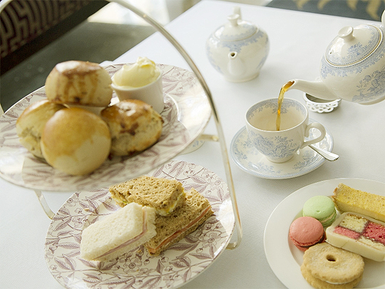 Afternoon Tea at Pantry 108 at the Marylebone Hotel