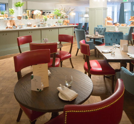 Afternoon Tea at Pantry 108 in the Marylebone Hotel