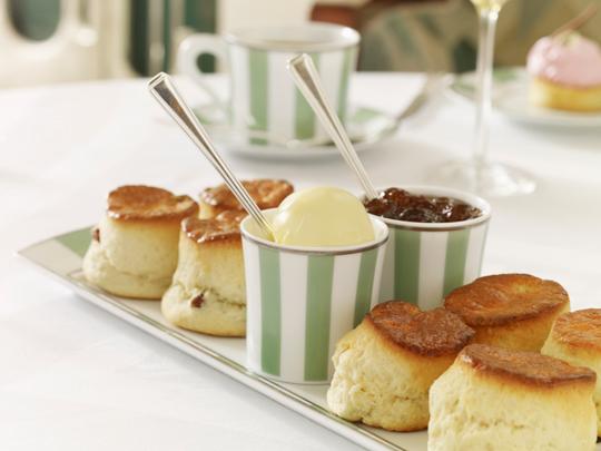 Afternoon Tea at Claridge's London