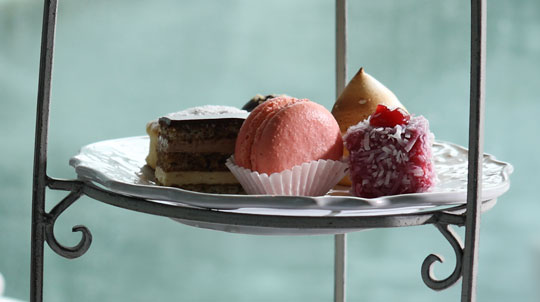 High Tea at The Sofitel Auckland