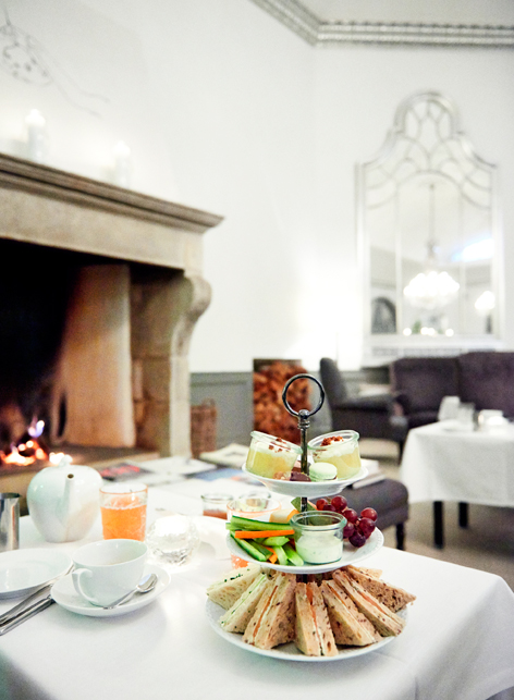High Tea at the Nimb Hotel in Copenhagen