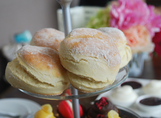 High Tea at Zimt Patisserie Bakery Cafe