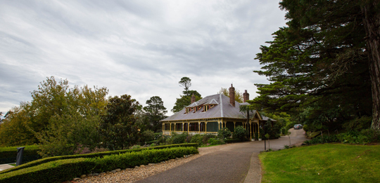 High Tea at Lilianfels, Echo Point Katoomba, NSW
