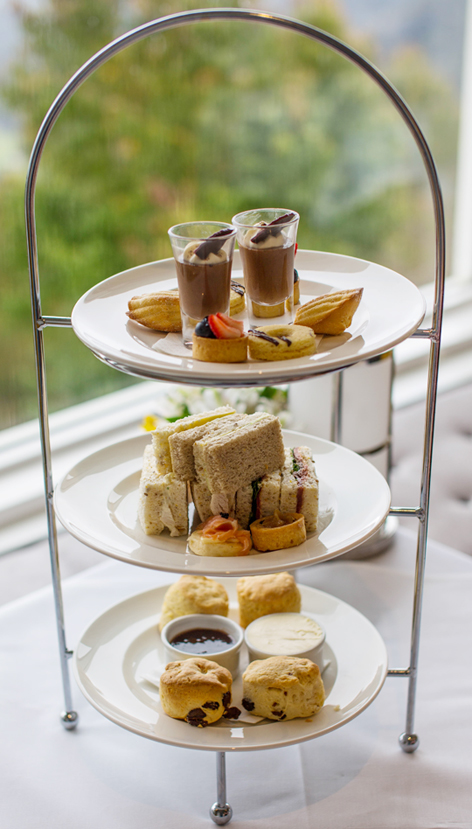 High Tea at Hydro Majestic, Blue Mountains, NSW