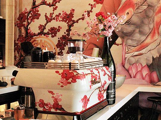 High Tea at Madame Hanoi