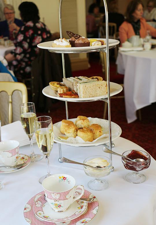 High Tea at Overnewton Castle Melbourne