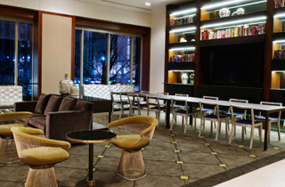 The Library at The Westin Melbourne