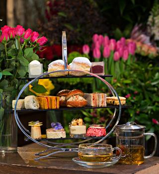 High Tea at The Westin Melbourne