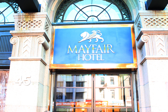 Mayfair Hotel Adelaide
