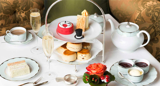 Mad Hatter's Afternoon Tea (supplied image)