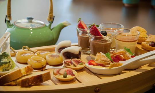High Tea at Ginza Miyako Adelaide (Image supplied)