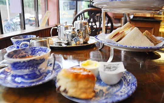 High Tea at the Original Maids of Honour