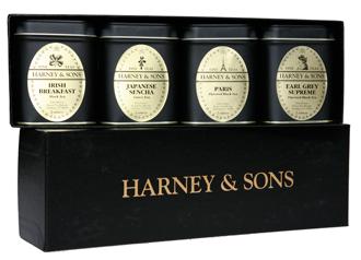 Harney & Sons gift packs