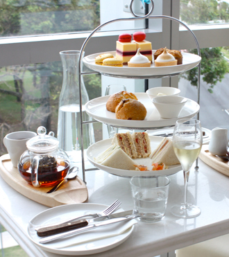 High Tea at Passiontree Velvet Brisbane