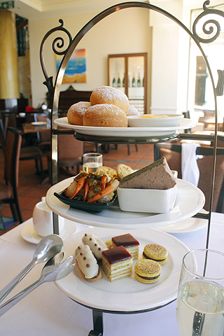 High Tea at the Stamford Grand Adelaide