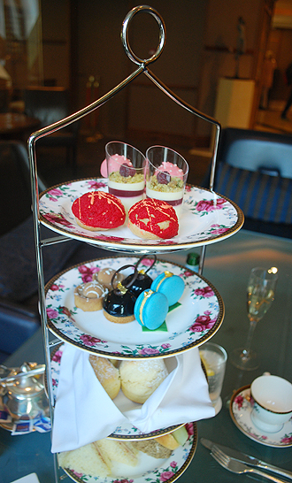 Afternoon Tea with Wedgwood