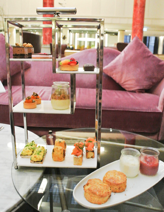 High Tea at Primus Hotel Sydney