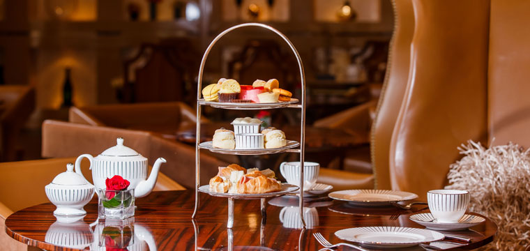 High Tea at Bacchus Brisbane