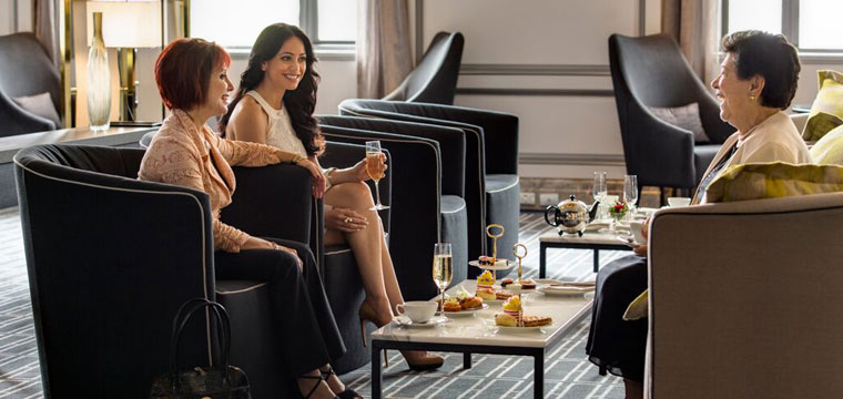 High Tea at the Stillery InterContinental Sydney Double Bay