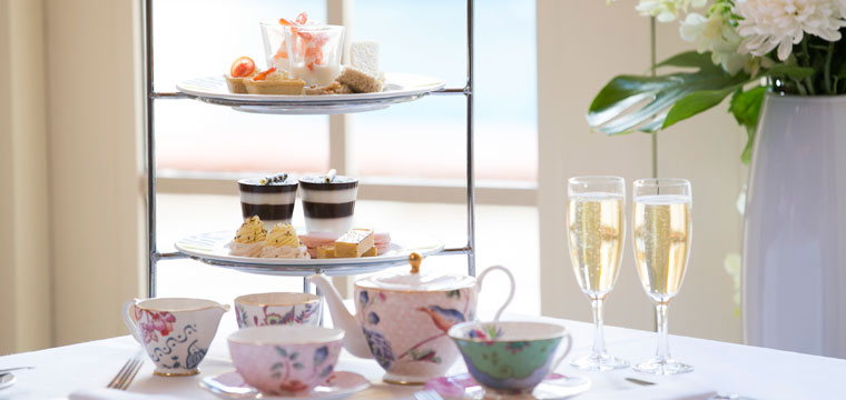 High Tea at the Pan Pacific Perth