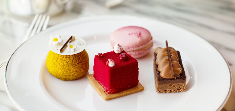 High Tea at the Park Hyatt Sydney