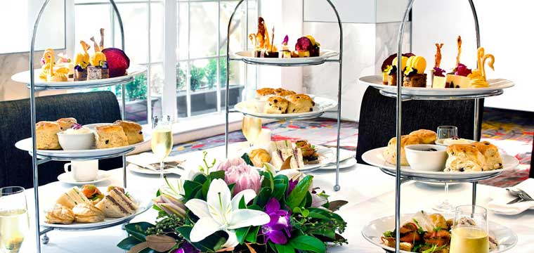 High Tea at the Radisson Blu Plaza Hotel Sydney