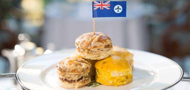 High Tea at the Stamford Plaza Brisbane