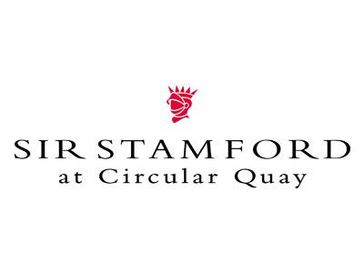 Sir Stamford at Circular Quay logo