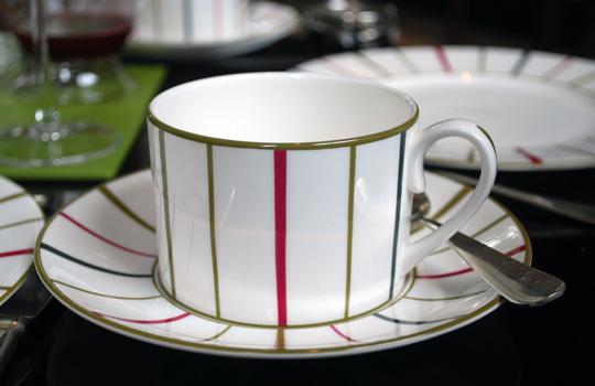 William Edwards tea cup