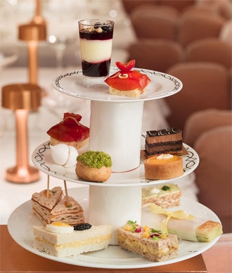 Afternoon tea at sketch (supplied image)