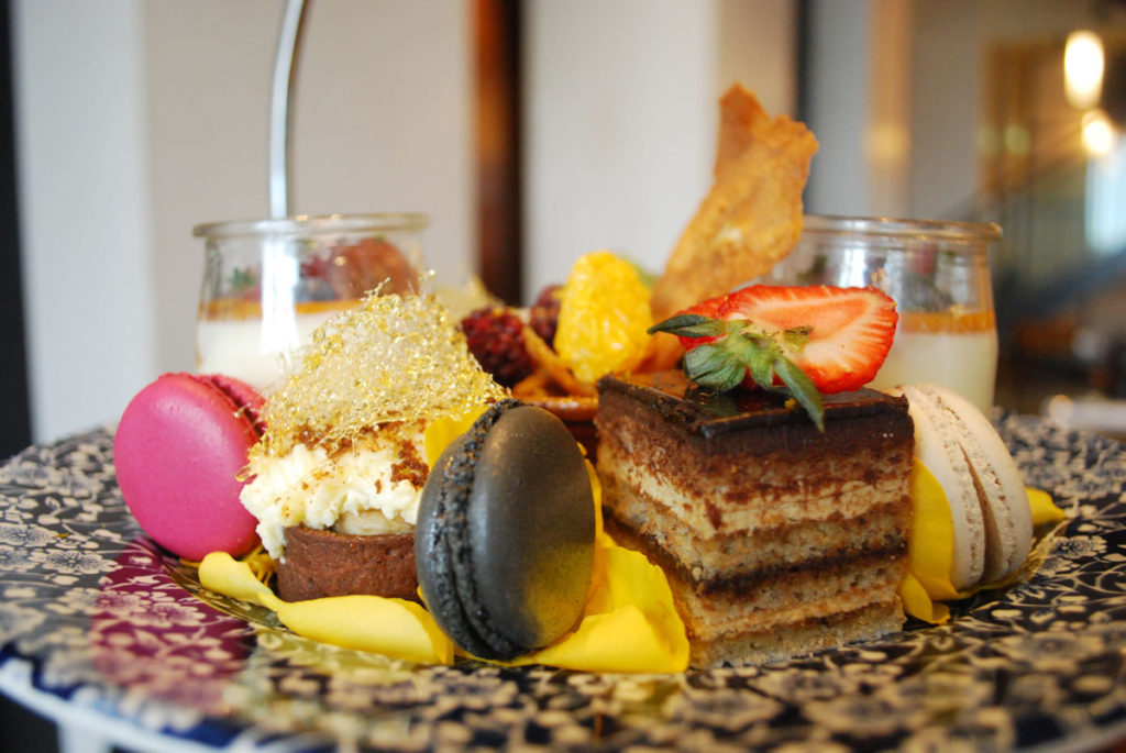 High Tea at Lindrum Hotel Melbourne