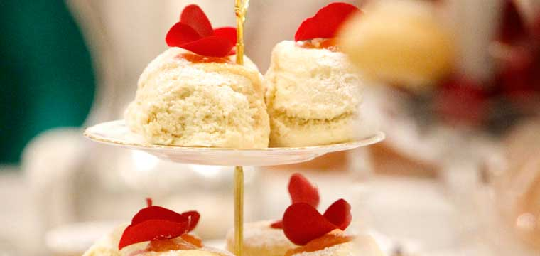 Rose Scone Recipe