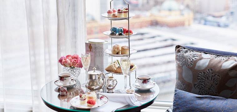 Sparkling Silver High Tea at The Langham, Melbourne