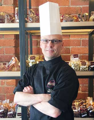 Meet Arno Backes, Master Chocolatier & Patissier