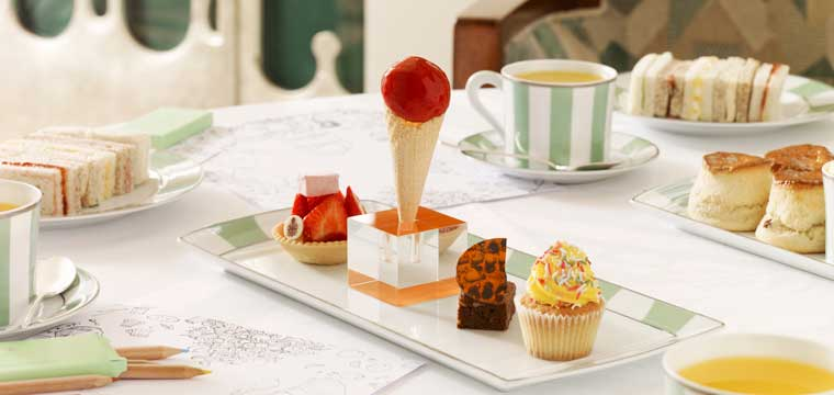 Afternoon Tea at Claridge's London