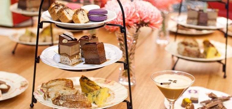 Chocolate High Tea at Gânache Chocolate
