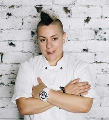 Executive Pasty Chef, Anna Polyviou