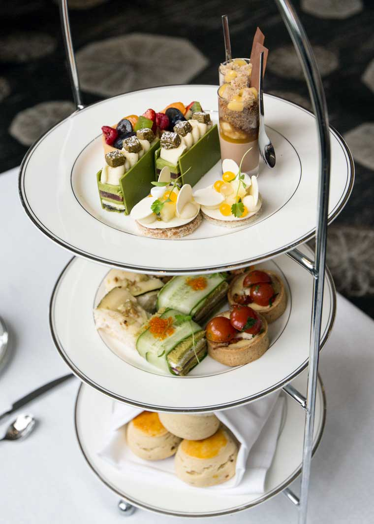 High Tea at the Shangri-La Sydney