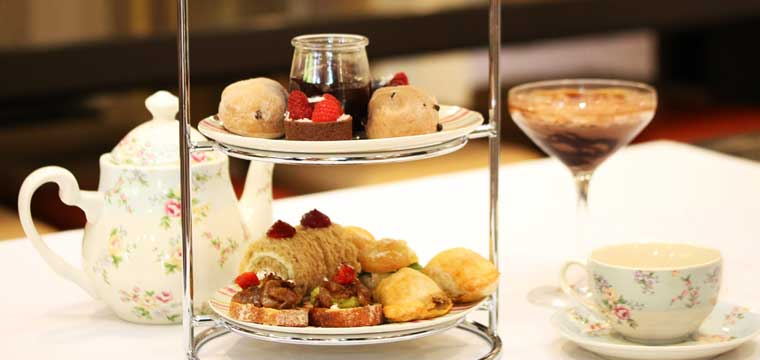 High Tea at the Stamford Plaza Adelaide