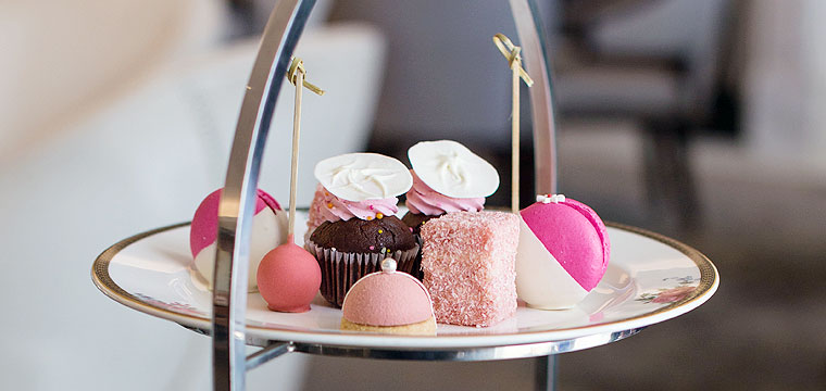 High Tea at the Langham Sydney