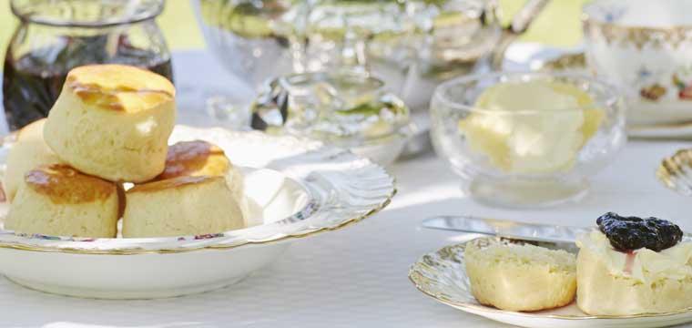 Royal Teas, Seasonal recipes from Buckingham Palace
