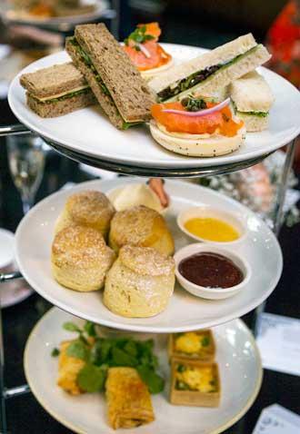 High Tea at InterContinental Melbourne The Rialto